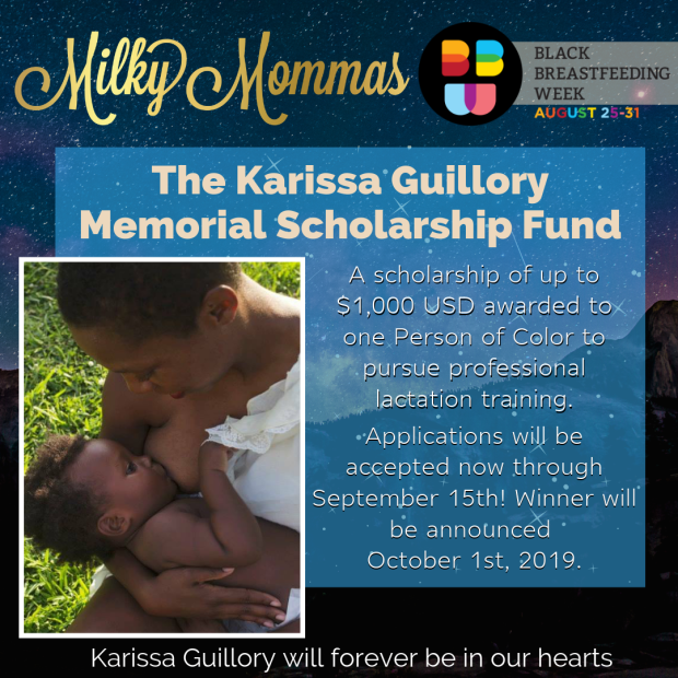 Karissa Guillory Memorial Scholarship